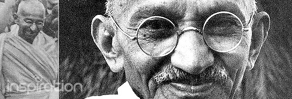 The Seven Blunders of the World - Ghandi