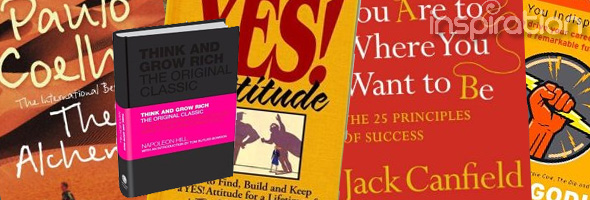 Top Ten Incredibly Inspirational Books for Christmas